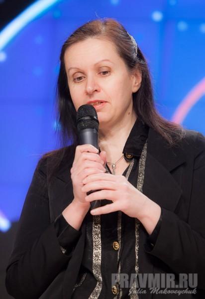 Виктория Любицкая