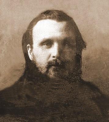 Архиепископ Иларион (Троицкий), тюремная фотография 1923 года. Фото: pravnov.ru