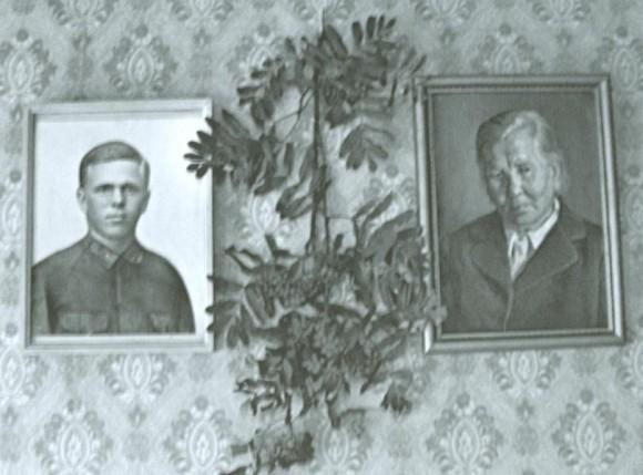 Портреты матери и отца в деревне Тимонихе