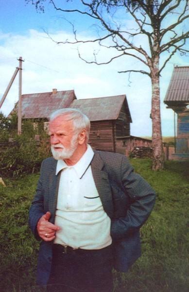 Василий Иванович Белов в Тимонихе