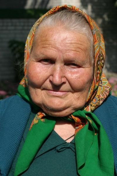 """Бабушка Надя. Из """"расстрельных"""""""