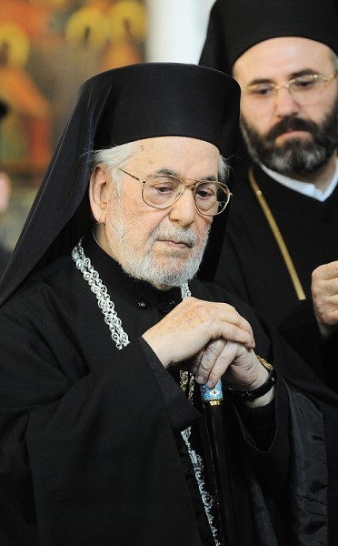 Патриарх  Антиохийский  ИгнатийIV