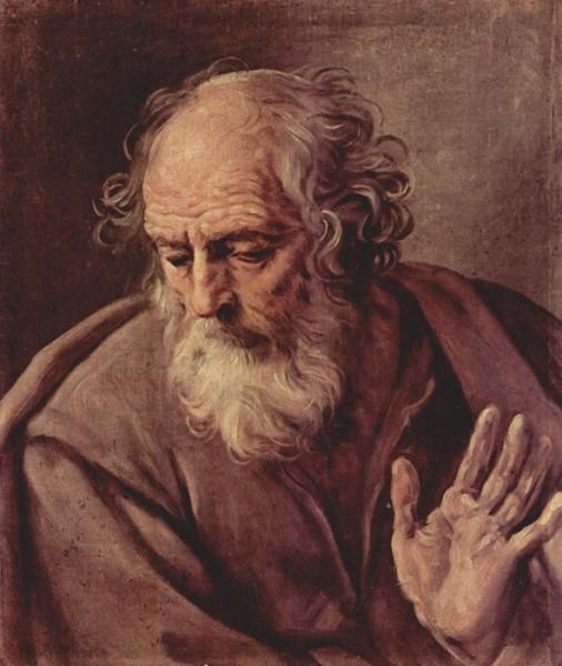 Гвидо Рени. Святой Иосиф. 1640-1642