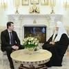 Патриарх выразил удовлетворение церковно-государственными отношениями в Калининградской области
