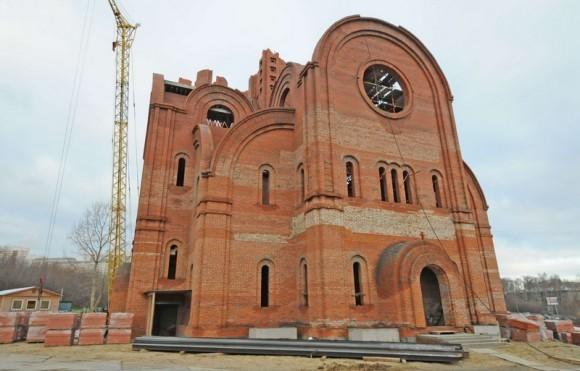 200 храмов Москвы  (33)