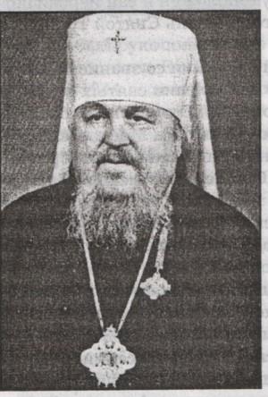 Митрополит Крутицкий и Коломенский Серафим