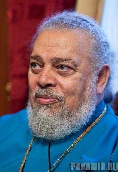Архиепископ Филиппопольский Нифон. Фото Юлии Маковейчук.