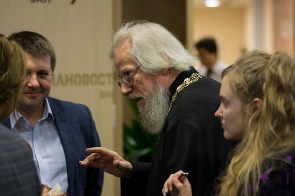 круглый стол «Теологическое образование в универсуме современной России» (10)