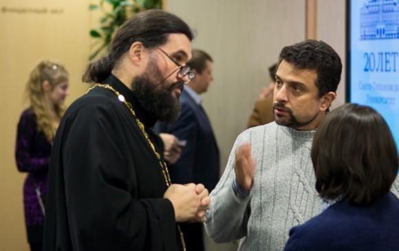 круглый стол «Теологическое образование в универсуме современной России» (9)