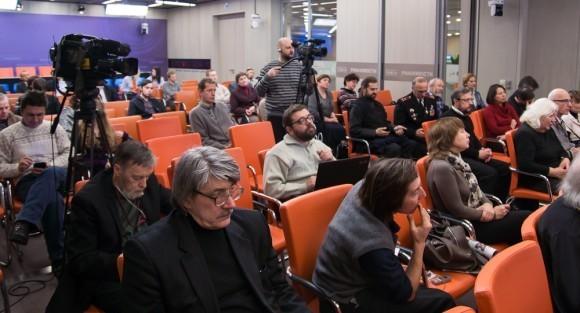 круглый стол «Теологическое образование в универсуме современной России» (4)