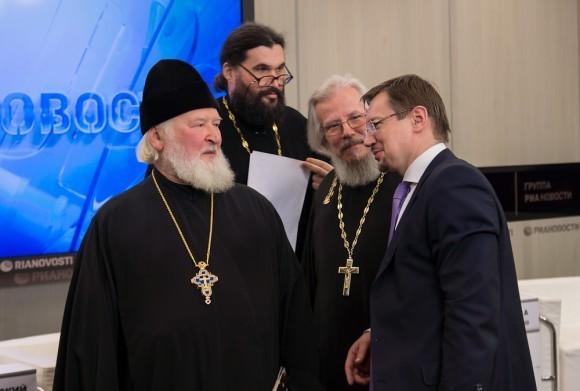 круглый стол «Теологическое образование в универсуме современной России» (2)