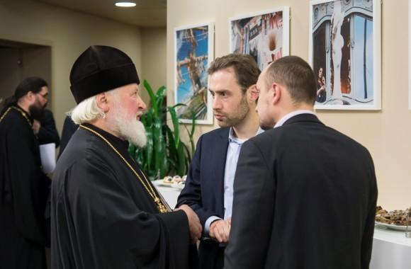 круглый стол «Теологическое образование в универсуме современной России» (1)