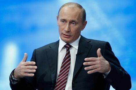 Владимир Путин осудил попытки вторгаться в систему взглядов людей