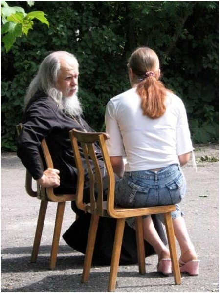 как выбрать духовника
