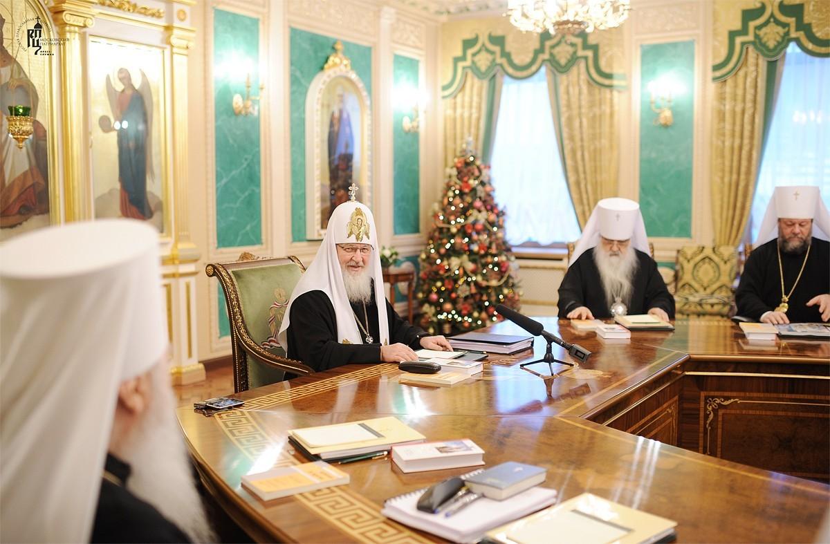 Священный Синод создал Церковно-общественный совет по увековечению памяти новомучеников