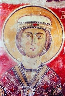 Роспись ц. Панагии Мутулла на Кипре. 1280 г.