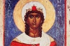 Великомученица Варвара: драгоценная жемчужина Христова