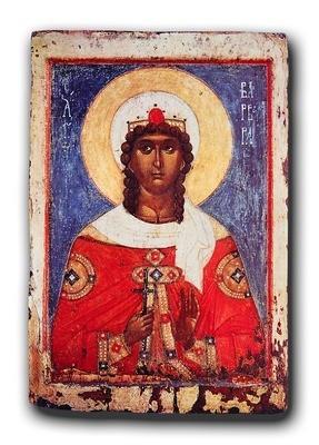 Великомученица Варвара, 2-я пол. XIV в