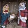 Храм Иоанна Богослова на Новой площади организует Рождественский вертеп и праздничные программы