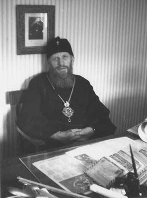 Митрополит Ярославский и Ростовский Иоанн (Вендланд)