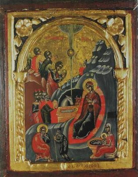 рождество христово фото икона