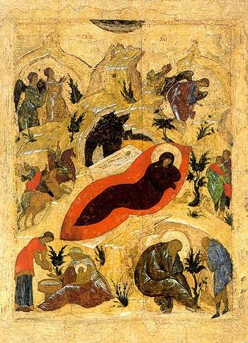 Рождество. 15 век