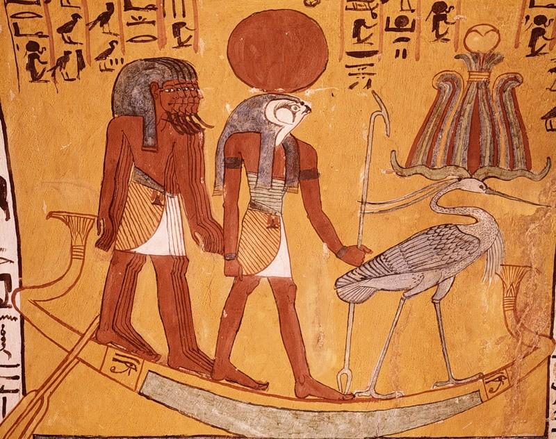 Египет, дождавшийся Христа
