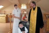 Мы не говорим о смерти, – директор детского хосписа протоиерей Александр Ткаченко