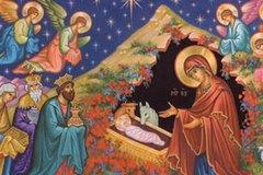 Рождество Христово: Чудо прихода на землю Живого Бога