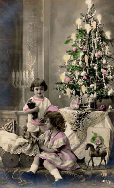 Открытка к Рождеству (27)