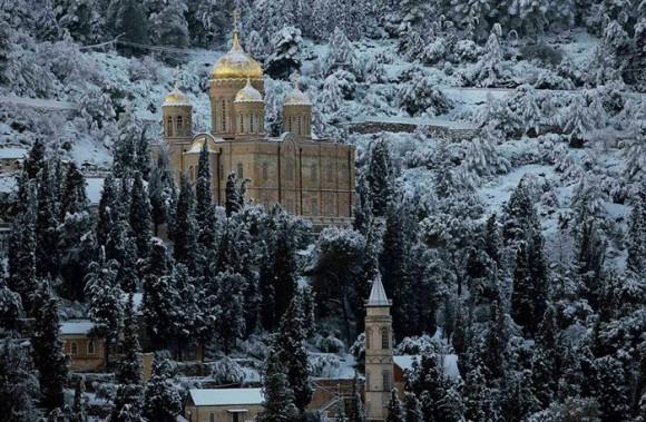 Русский храм в Иерусалиме