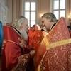 В день св. Татианы Патриарх Кирилл совершил Литургию в домовом храме МГУ (ФОТО)