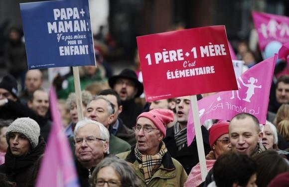Франция против однополых браков (19)