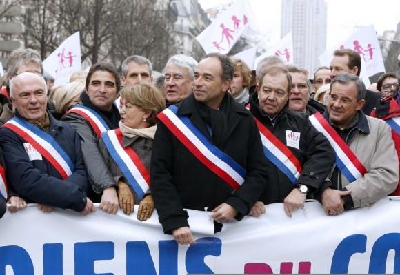 Франция против однополых браков (6)