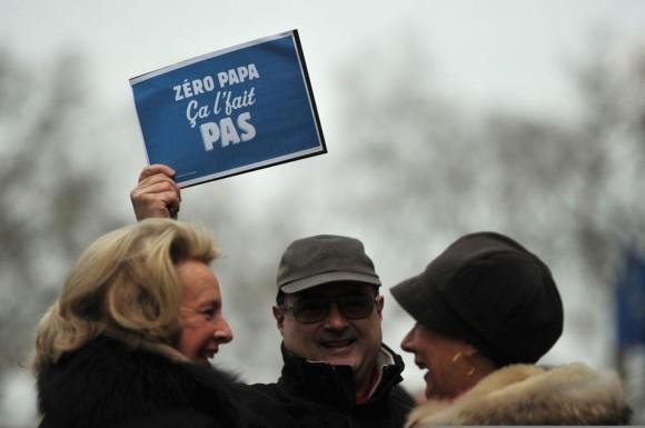 Франция против однополых браков (14)