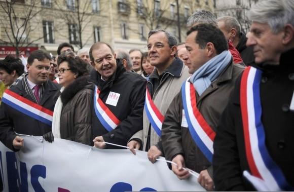 Франция против однополых браков (7)