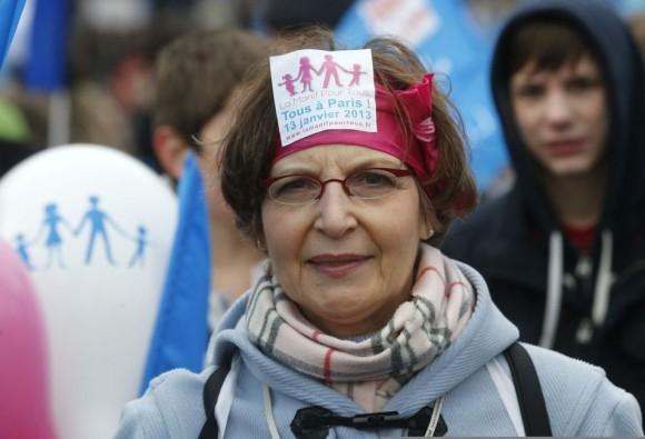Франция против однополых браков (21)