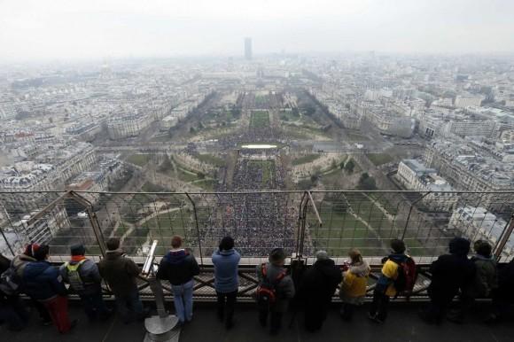 Франция против однополых браков (2)
