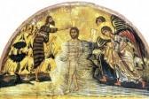 Крещение Господне — картинки, иконы, фрески, мозаики