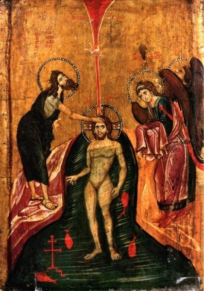 Икона. Начало XIII в. Монастырь св.Екатерины, Синай