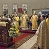 При российском посольстве в Праге освящен храм