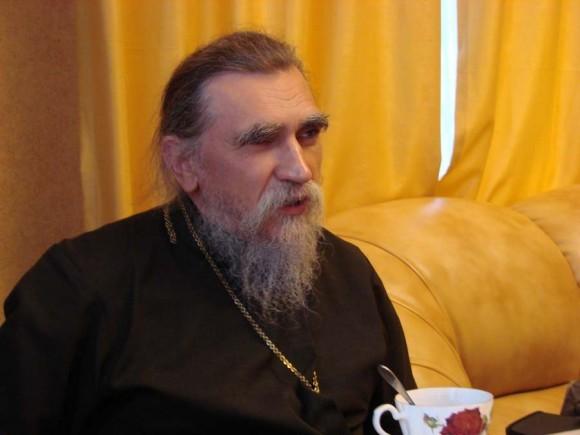 Игумен Дамаскин (Орловский). Фото - http://www.kursk-sestry.ru