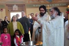 Богоявление в США (фото)