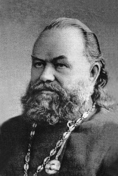 Протоиерей Петр Скипетров. Фото: fond.ru