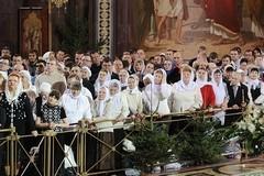 Службы Рождества Христова