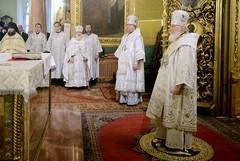 Патриарх Кирилл: В день Крещения мы особенно чувствуем пришествие благодати