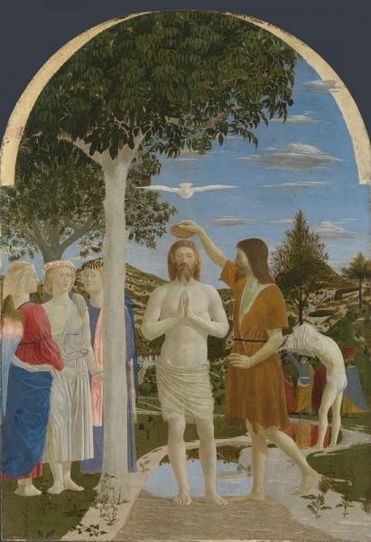 Пьеро делла Франческа. Около 1450г. Национальная галерея. Лондон, Великобритания
