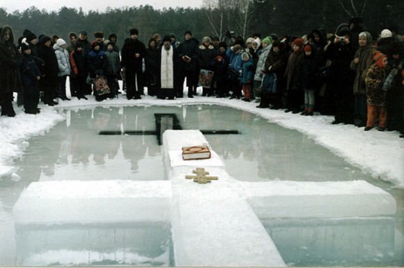 Иордани в Москве: Где купаться на Крещение Господне