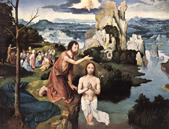 Иоахим Патинир. 1515 г. Музей истории искусств, Вена, Австрия