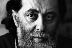 Патриарх Грузинский Илия: редкие фотографии Юрия Роста